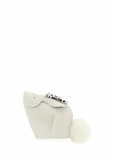Loewe Messenger / Askılı Çanta Beyaz
